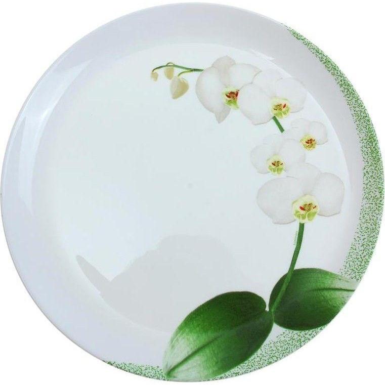 Тарелка подставная Luminarc White Orchid 27 см