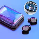 Беспроводные наушники блютуз гарнитура Wi-pods F9: распаковка