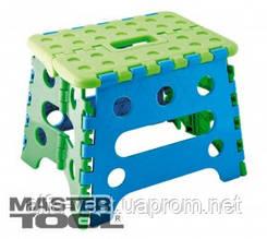 MasterTool  Стульчик складной детский пластиковый 240*190*180 мм, Арт.: 92-0808