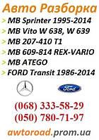 Корпус термостата Мерседес Спринтер 901-905, 906