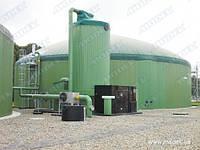 Когенерационные биогазовые установки
