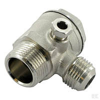 Клапан давления запорный 4052/5 GC3/4X1/2 MM