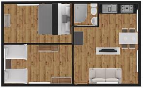 Дачный домик 3