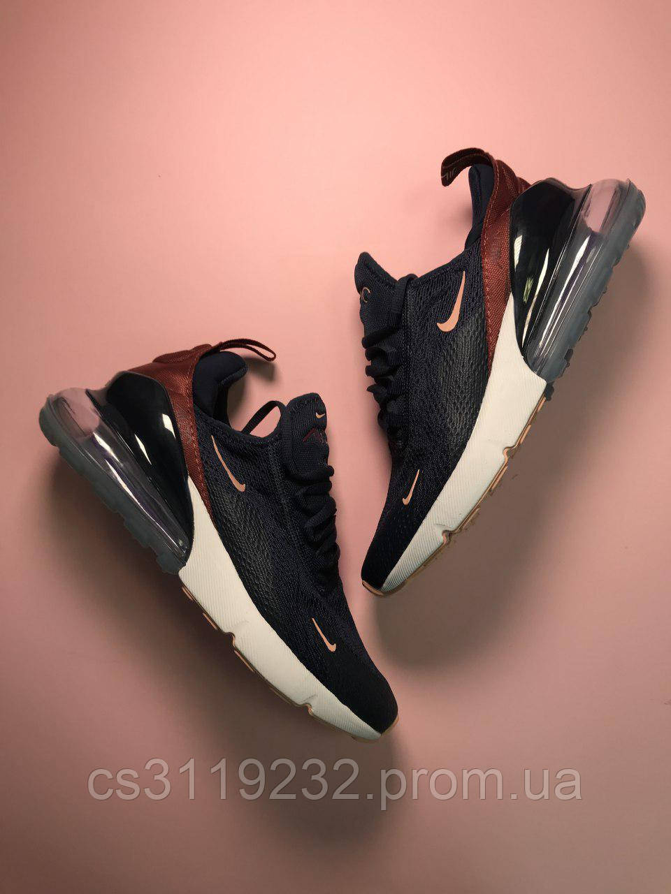 Мужские кроссовки Nike Air Max 270 (синие)
