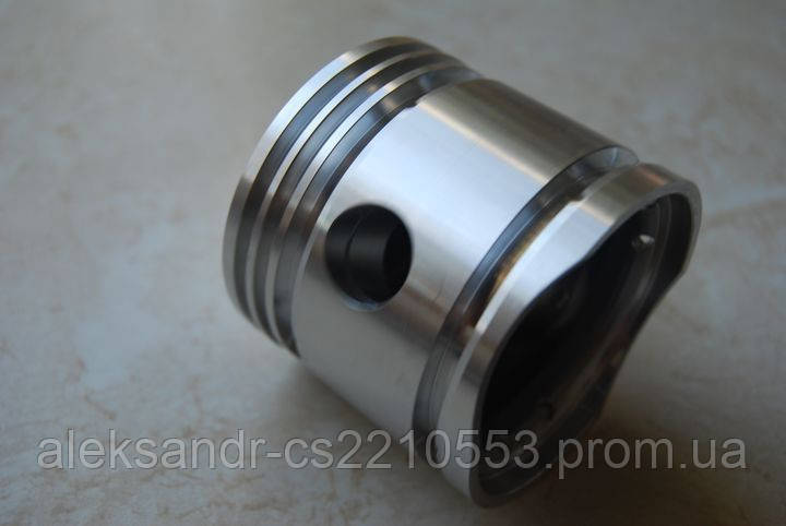 Поршень с кольцами(комплект) BK19 низкого давления