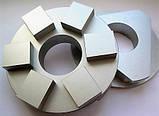 Алмазные шлифовальные камни для мозаично-шлифовальной машины по бетону, фото 3