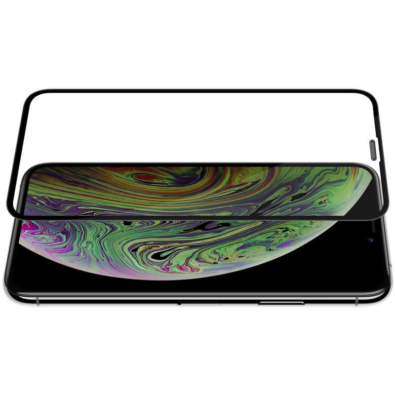 Nillkin Anti-Explosion Glass Screen iPhone 11 Pro Max Black Захисне скло Чорний