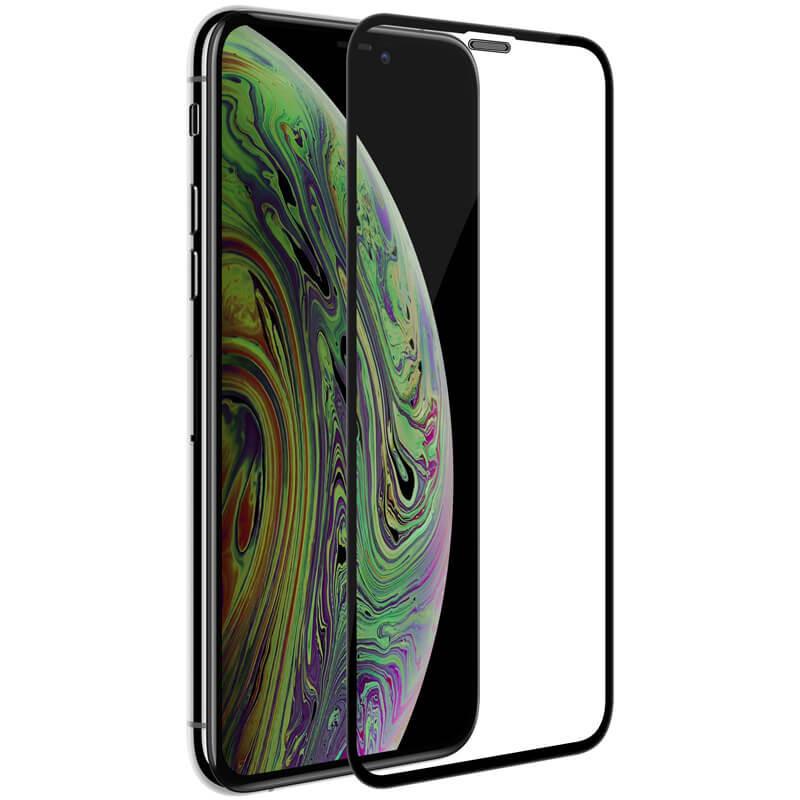 Nillkin Anti-Explosion Glass Screen iPhone 11 Pro Max Black Захисне скло Чорний (CP+ max 3D)