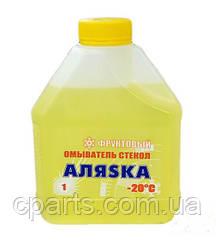 Омыватель стекол зимний -20C (1л)(Фруктовый) Renault Duster (Аляска 5365)