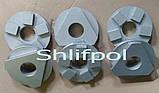 Алмазні шліфувальні камені для мозаїчно-шліфувальної машини по бетону, фото 5