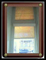 Ролеты для окон и дверей из натуральных тканей производство в Одессе под заказ