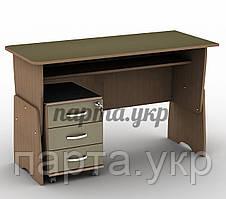 Детский Стол письменный растишка тСП-13 + тумба Тк-3