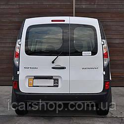Стекло Renault Kangoo II 08- тыл левый без электро обогревателю SG