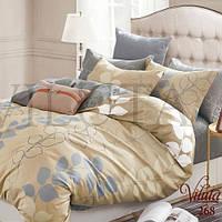 Комплект постельного белья Вилюта сатин-твил 268