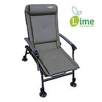 Кресло складное c подлокотниками, Carp Pro 6088