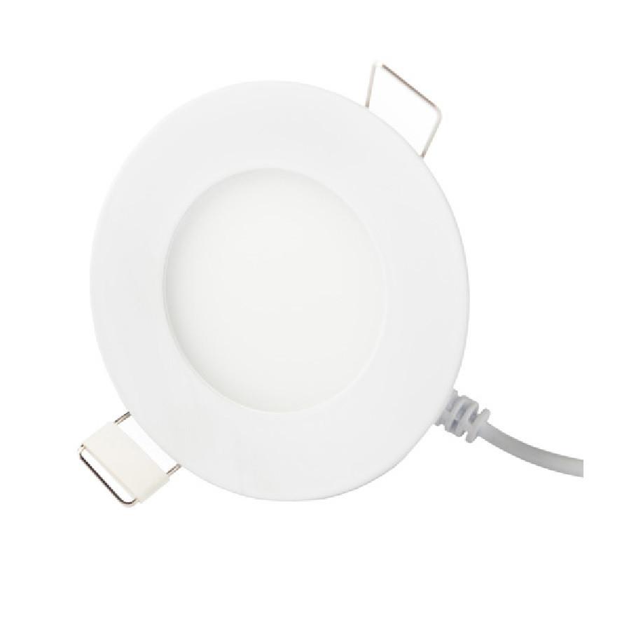 Светильник точечный врезной ЕВРОСВЕТ 3Вт круг LED-R-90-3 6400К