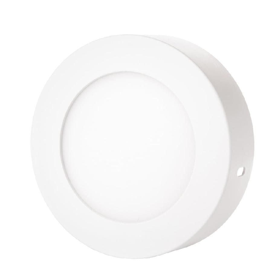 Светильник точечный накладной ЕВРОСВЕТ 12Вт круг LED-SR-170-12 4200К, фото 1
