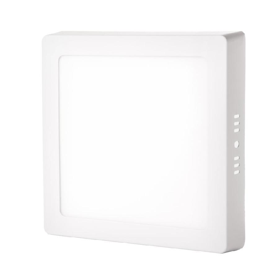 Светильник точечный накладной ЕВРОСВЕТ 12Вт квадрат. LED-SS-170-12 4200К