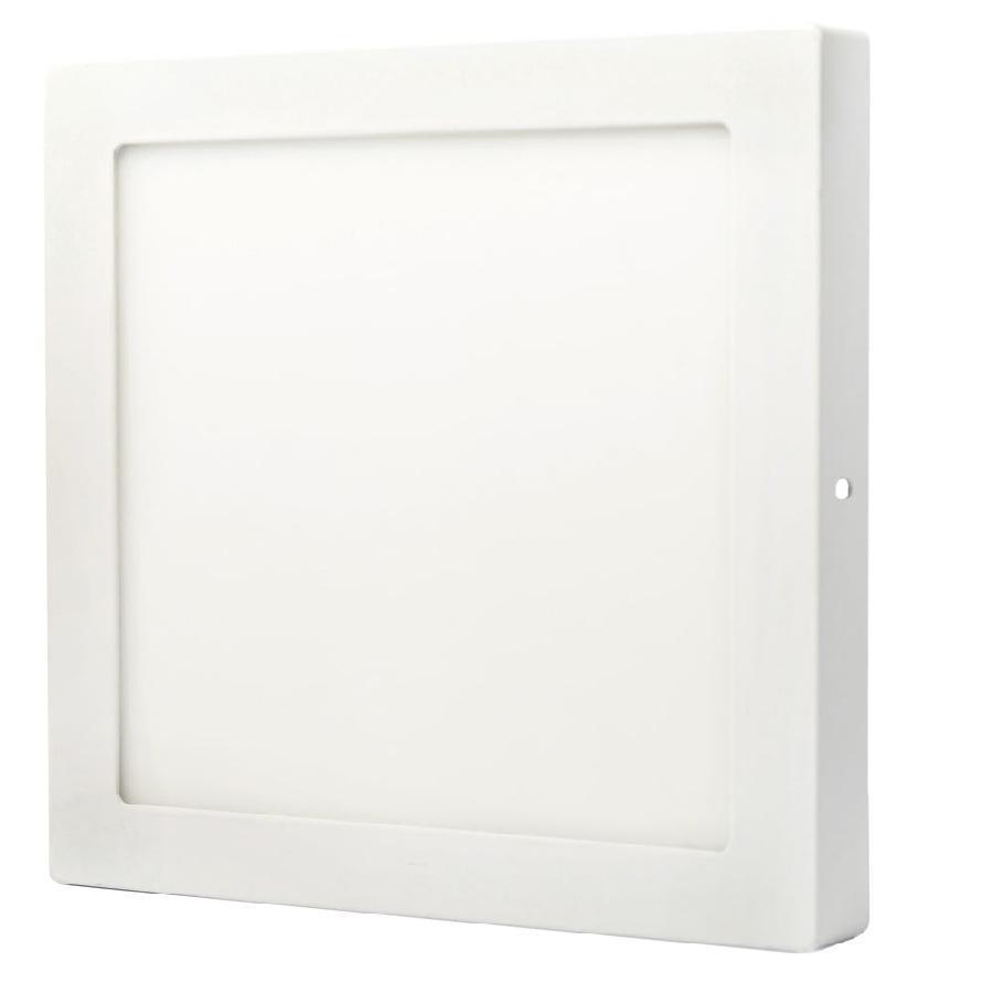 Светильник точечный накладной ЕВРОСВЕТ 18Вт квадрат LED-SS-225-18 4200К