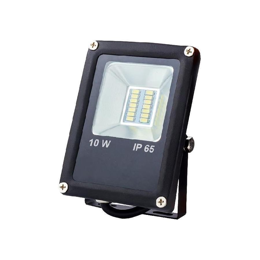 Прожектор светодиодный ЕВРОСВЕТ 10Вт 6400К EV-10-01 700Лм SMD