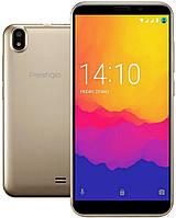 "Мобильный телефон Prestigio PSP3471 Wize Q3 Blue 5"" RAM: 1Mb. ROM:8Gb Quad Core безрамочный"