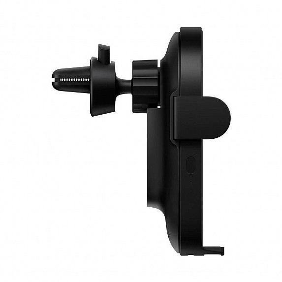 Xiaomi Mi Qi Car Wireless Charger 20W Пластик Решетка вентиляции Зажим Чёрный