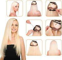 Как крепить волосы на заколках (накладные пряди) правильно?