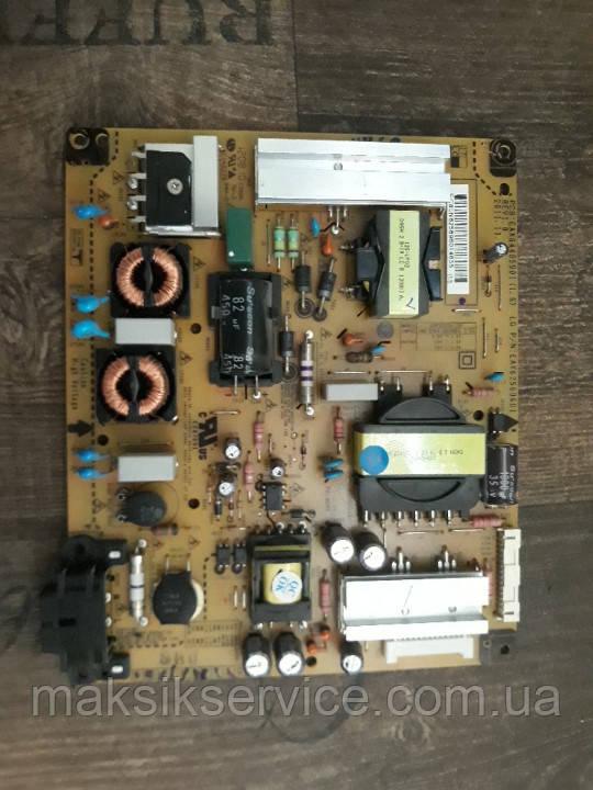 EAX64405901(1.6), блок живлення телевізора LG 37lm620S