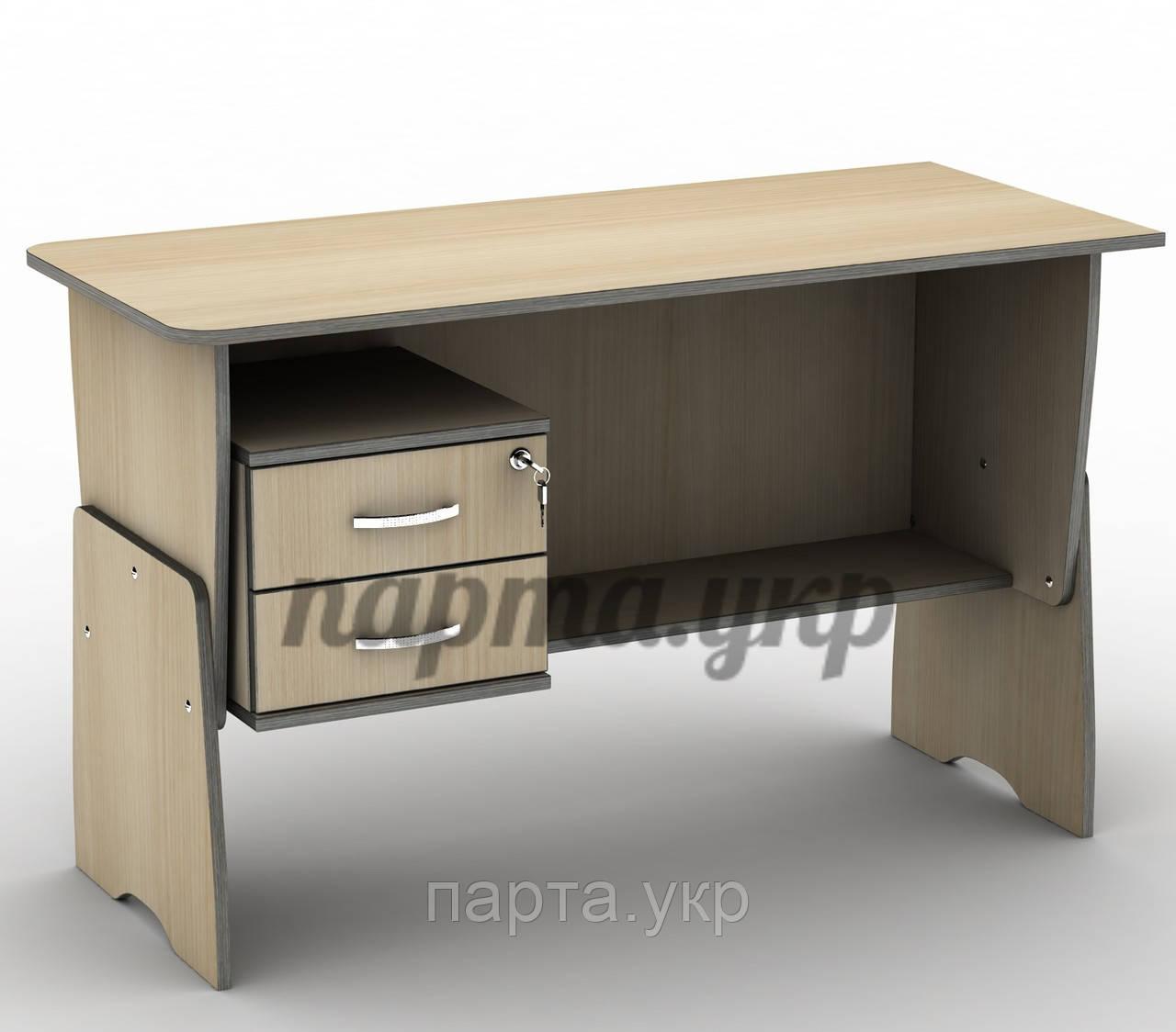 Растущий детский письменный стол тСП-12 +тумба Т-2