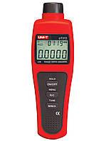 Безконтактний лазерний тахометр UNIT UT372 (від 10 до 99999 об./хв) з USB-інтерфейсом, фото 1