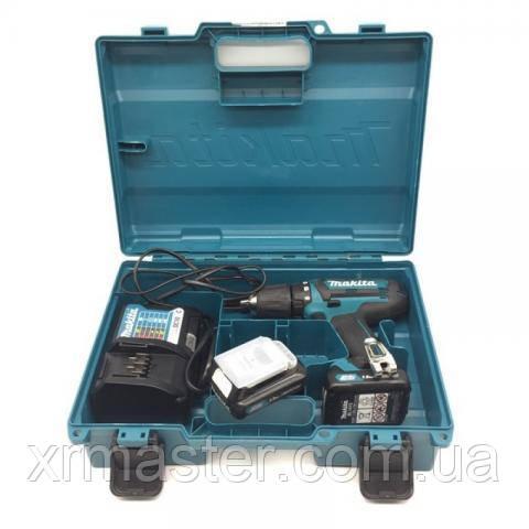 DF331DWYE Акумуляторний дриль шурупокрут CXT
