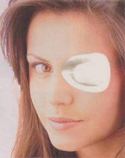 Пластырь для глаз детский +103 (25 штук)