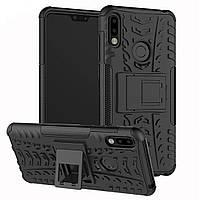 Чехол Armor Case для Asus Zenfone Max Pro M2 (ZB631KL) Черный