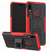 Чехол Armor Case для Asus Zenfone Max Pro M2 (ZB631KL) Красный