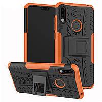 Чехол Armor Case для Asus Zenfone Max Pro M2 (ZB631KL) Оранжевый