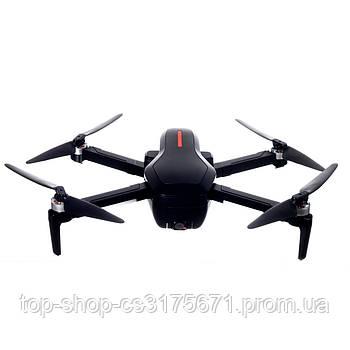 Квадрокоптер с камерой 4К в чемодане черный