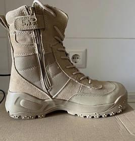 Песочные тактические ботинки берцы 5.11 Tactical research