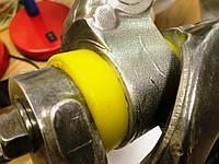 Жидкий полиуретан горячего отверждения Ньюсейн 122 для производства автодеталей