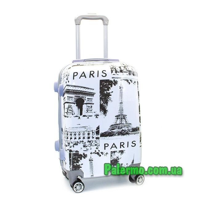 чемодан на колесах Париж