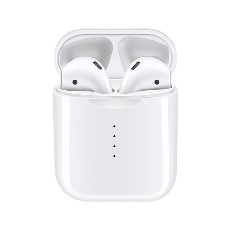 Беспроводные Bluetooth наушники HBQ V8 TWS Bluetooth 5.0 белые