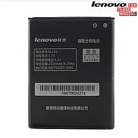 Батарея (акб, аккумулятор) BL196 для Lenovo P700, P700i, 2500 mAh, оригинал