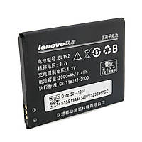 Батарея (акб, акумулятор) BL192 для Lenovo A529 IdeaPhone, 2000 mAh, оригінал, фото 1