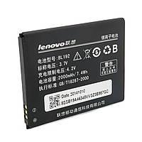 Батарея (акб, аккумулятор) BL192 для Lenovo A328 IdeaPhone, 2000 mAh, оригинал, фото 1