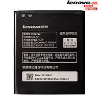 Батарея (акб, аккумулятор) BL212 для Lenovo S860E IdeaPhone, 2000 mAh, оригинал