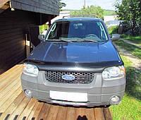 Дефлектор капота (мухобойка) FORD MAVERICK (ESCAPE) 2001-2003
