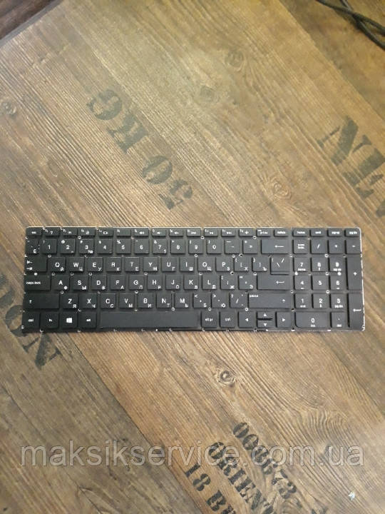 Клавиатура для ноутбука HP Pavilion 15-ac 15-af 15-ay 15-ba 250 G4 255 G4 250 G5 255 G5 BLACK RU