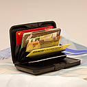 Кошелек Power Bank E-Charge Wallet 10 000mAh Черный, фото 3