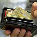 Кошелек Power Bank E-Charge Wallet 10 000mAh Черный, фото 4