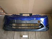 №51 Б/у бампер передний для Nissan X-Trail 2013- ДИФЕКТ
