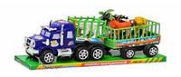 Детская игрушка Трейлер 906-23 инерционный
